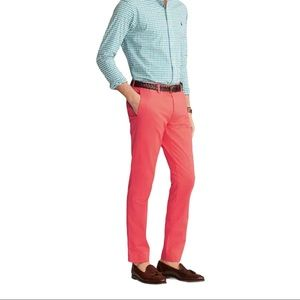 Polo Ralph Lauren Men's Chino Pants Casual Stretch